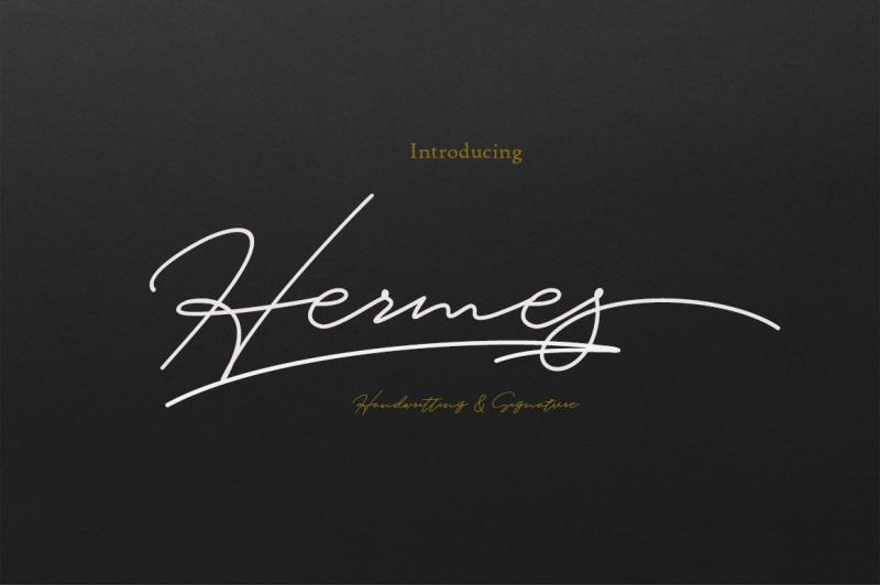 hermes-mono-line
