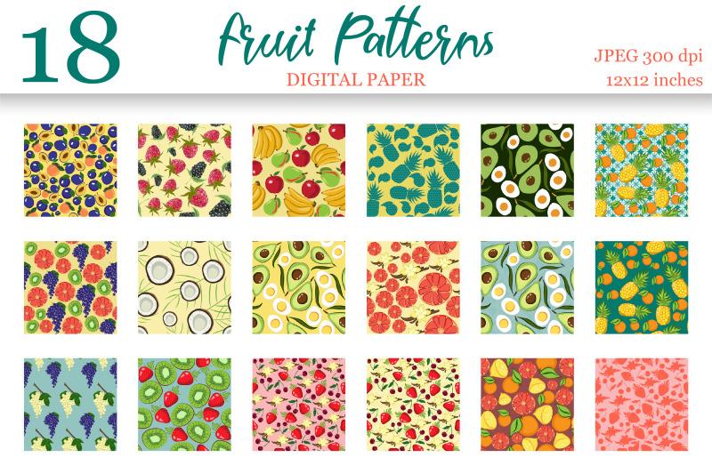 fruit-digital-paper