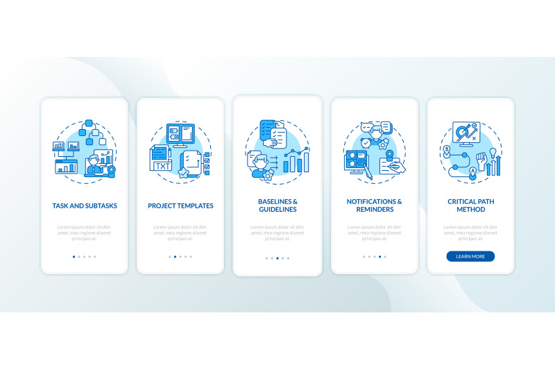 remote-job-software-structure-onboarding-mobile-app-page-screen-with-c