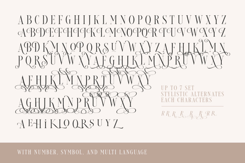 loverica-modern-condensed-serif