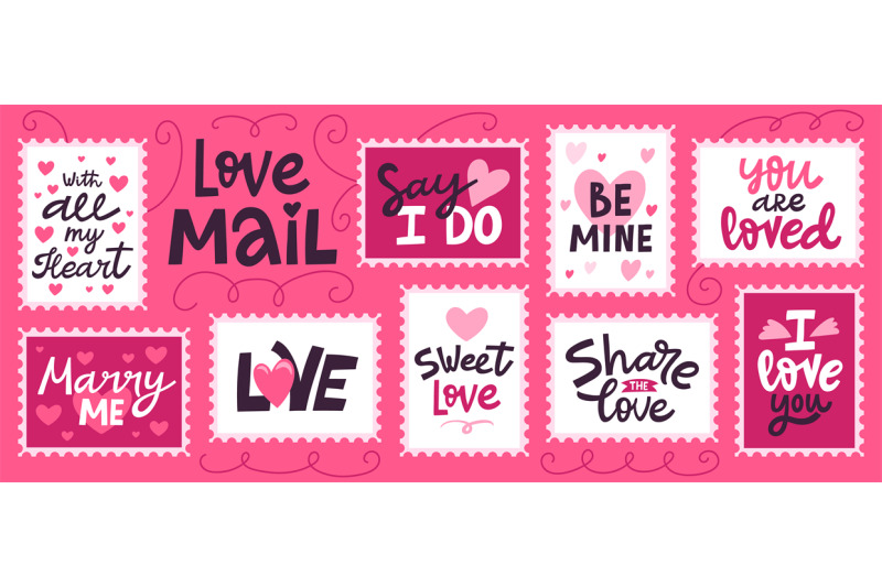 love-mail-stamp-hand-drawn-love-romantic-lettering-for-valentines-day