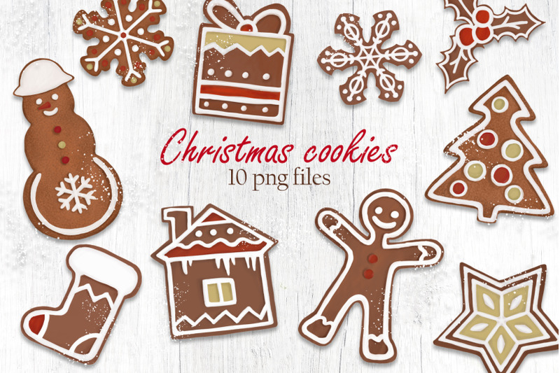 christmas-cookies-clipart