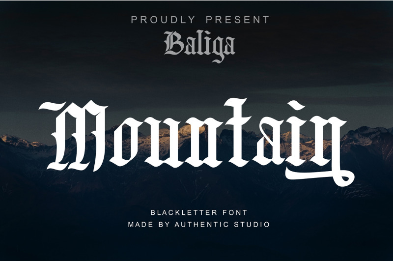 baliga-blackletter