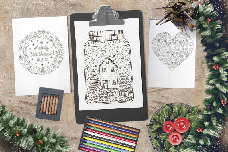 christmas-coloring-pages