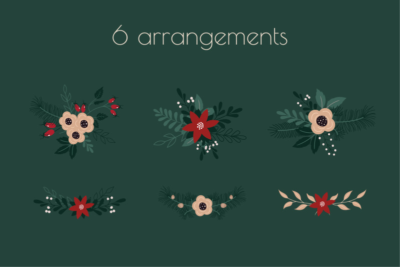 winter-botanical-set-floral-elements-leaves-and-branches