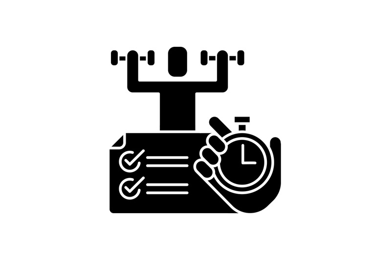 physical-abilities-test-black-glyph-icon