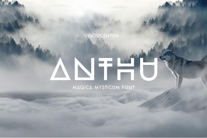 anthu-a-mystical-font