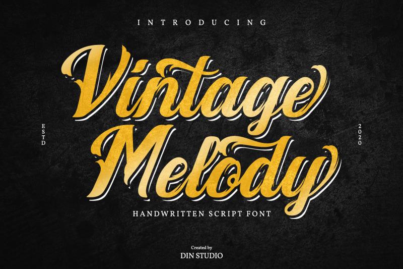 vintage-melody