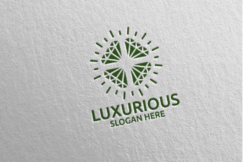 diamond-luxurious-royal-logo-75