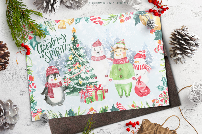 a-christmas-tale-watercolor