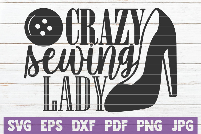 crazy-sewing-lady-svg-cut-file