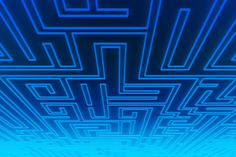 neon-maze-backgrounds