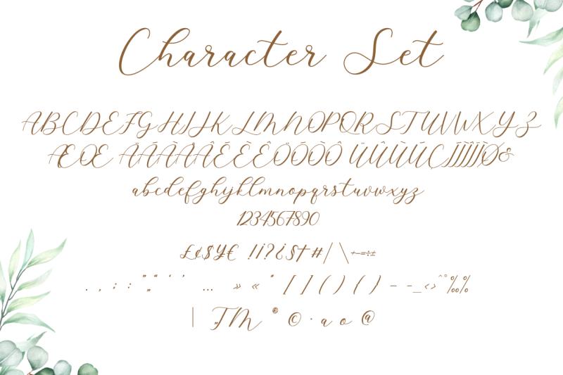 cavilay-script-wedding-font