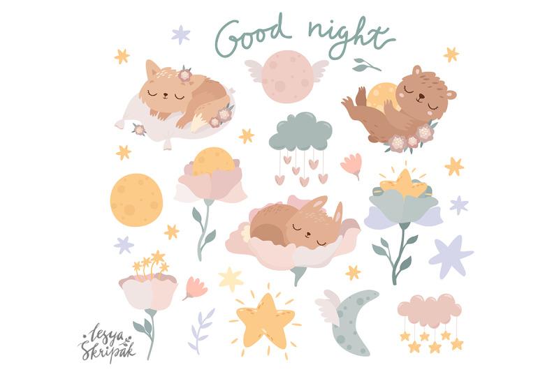 sleeping-animals-good-night
