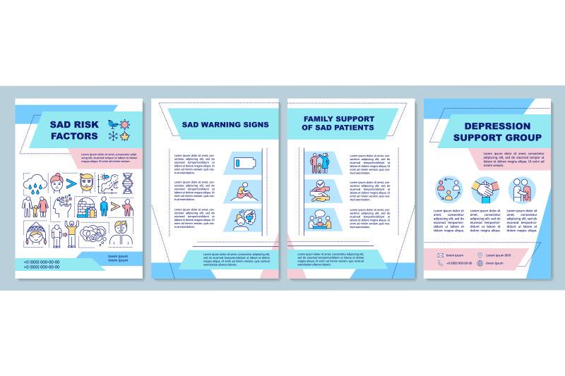 sad-risk-factors-brochure-template