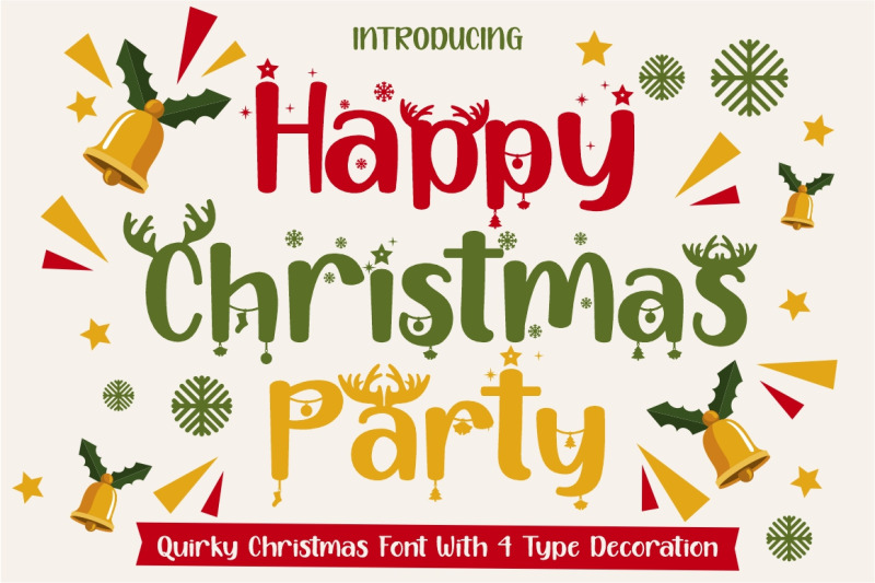 happy-christmas-party-xmas-font