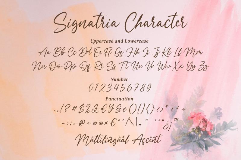 signatria-a-chic-letter-font