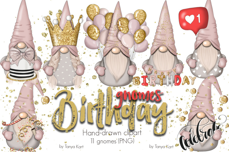 birthday-nordic-gnomes-icons