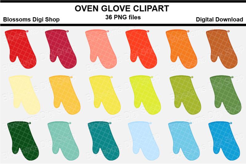 oven-glove-sticker-clipart-36-files-multi-colours