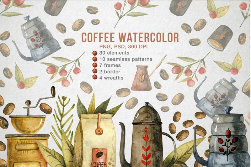 coffee-illustrations-watercolor
