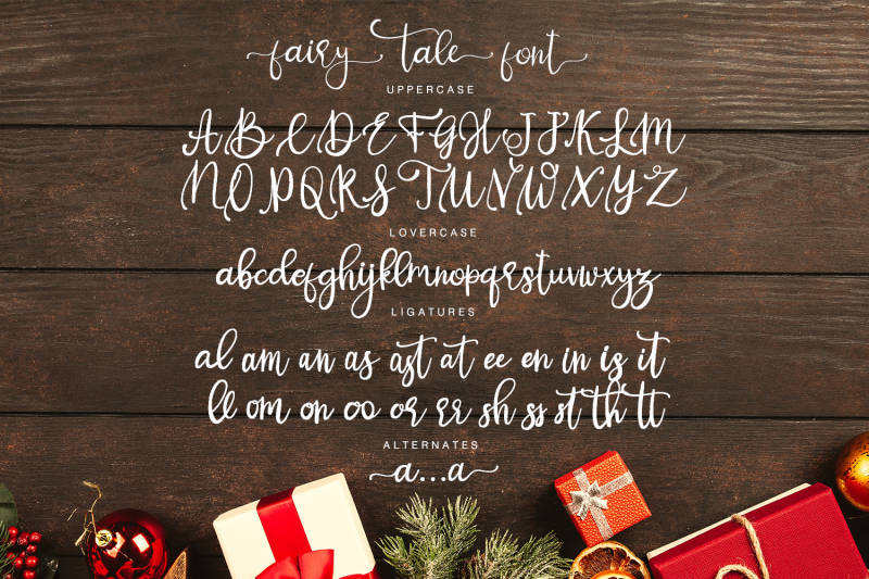 fairy-tale-magic-brush-font