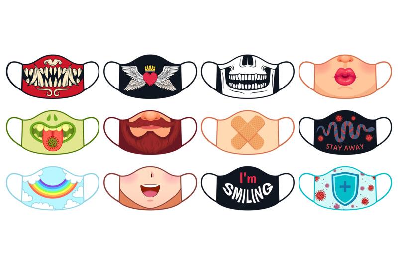 face-mask-design-prints-for-reusable-protective-masks-with-skull-dem