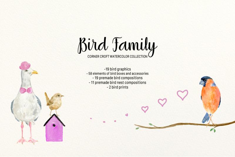 bird-family-watercolor-illustration