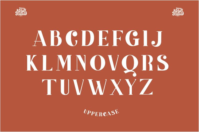 camelia-a-new-serif-font