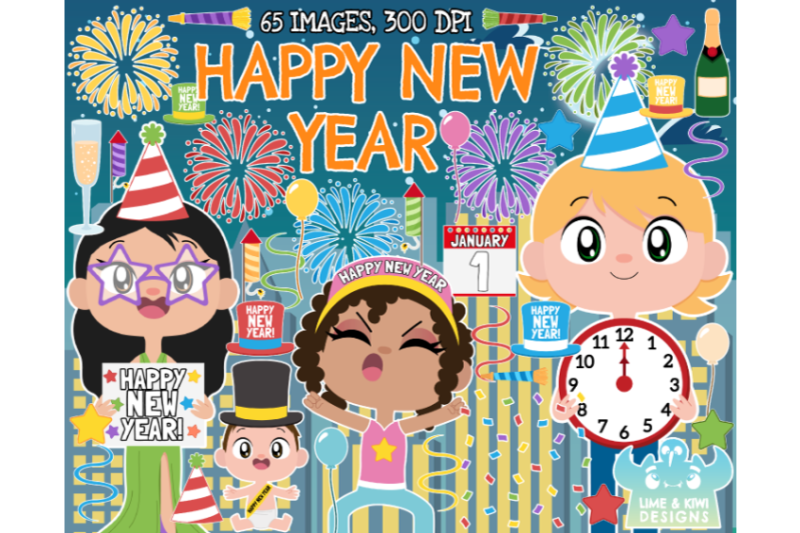 happy-new-years-clipart-lime-and-kiwi-designs
