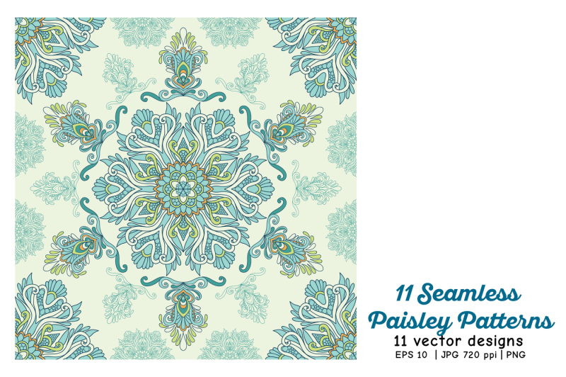 11-paisley-seamless-patterns