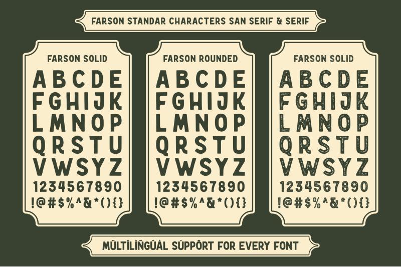 farson-vintage-typeface