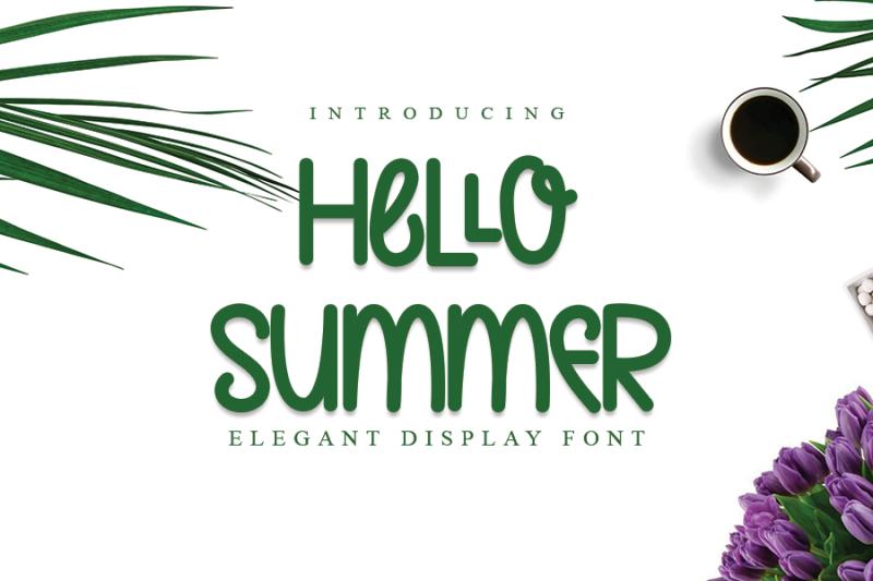 hello-summer-elegant-display-font
