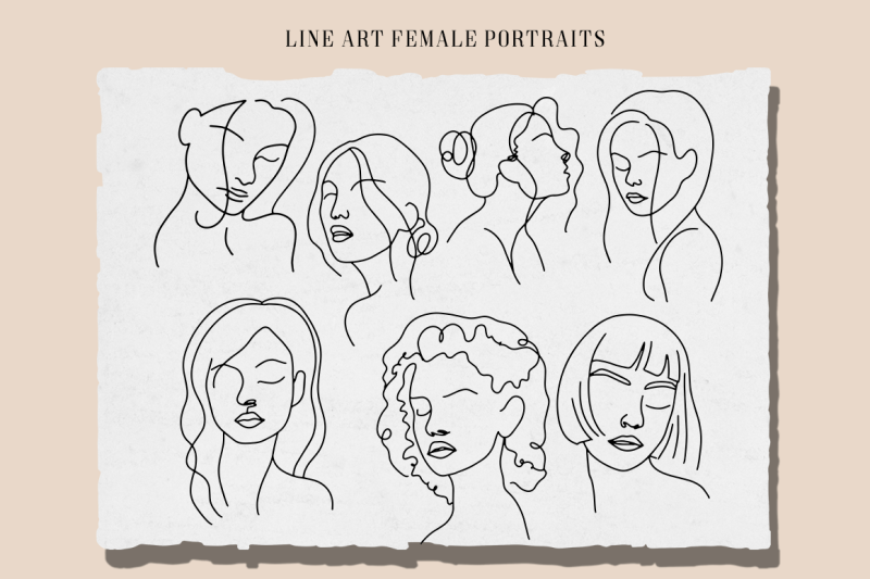 minimalism-female-portraits-abstract-illustration