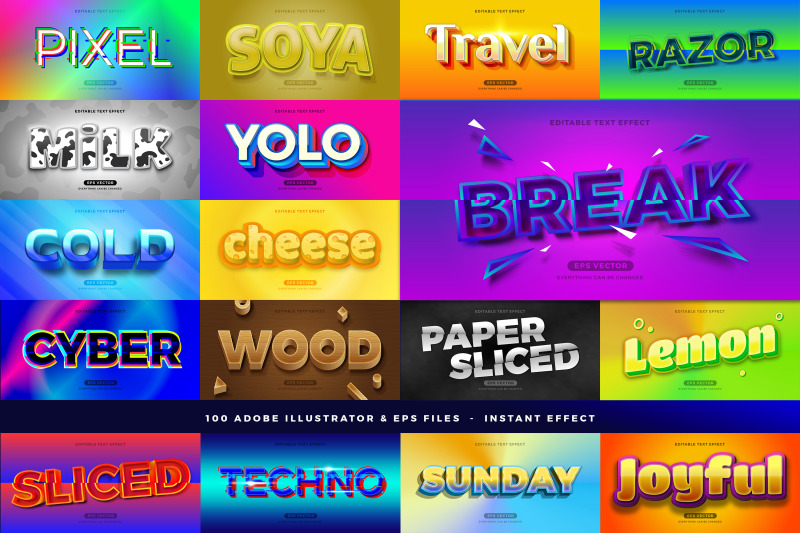100-in-1-bundle-multipurpose-text-effect-style