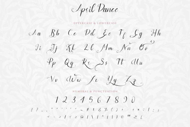 april-dance