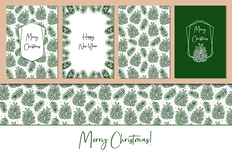 christmas-cards-ready-for-print-patterns-clip-arts