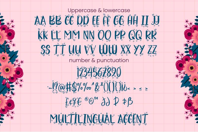 delight-crush-lovely-font