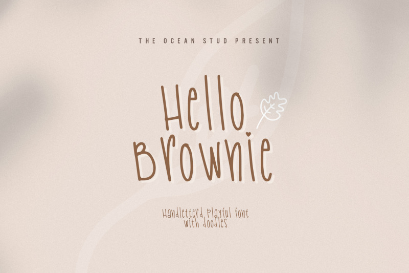 hello-brownie-with-doodles