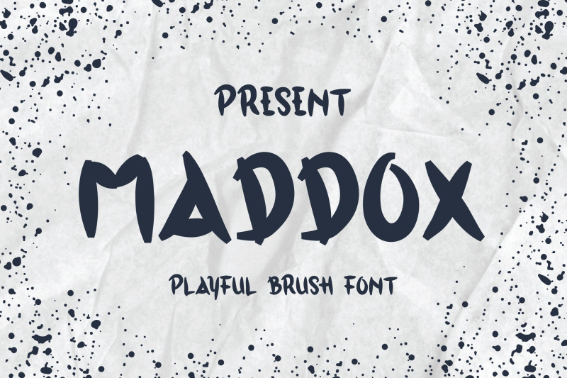 maddox-typeface-a-playful-brush-font