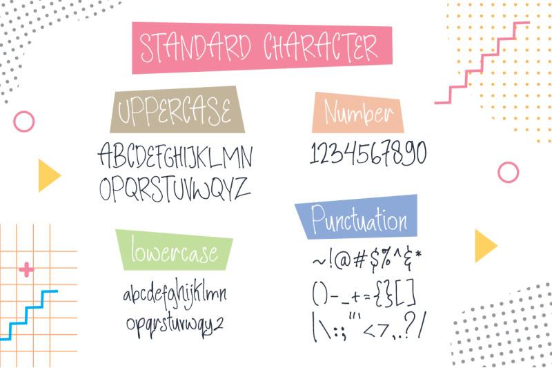 annethy-a-handwritten-ballpoint-font