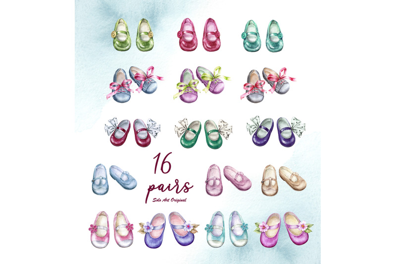 shoes-for-kids-baby-girl-boy-clipart-footwear