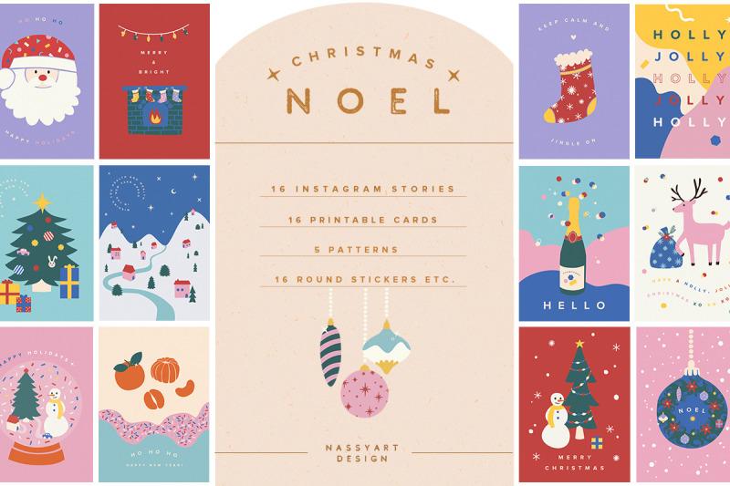 noel-christmas-greeting-cards