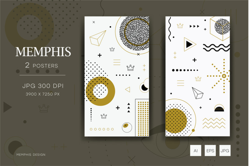 memphis-backgrounds-posters-flyers