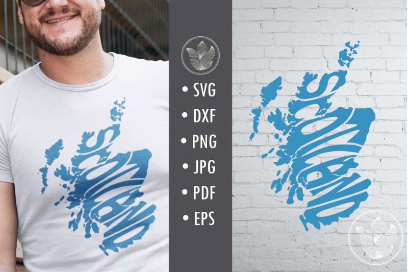 scotland-svg-cut-file-lettering-in-map-shape