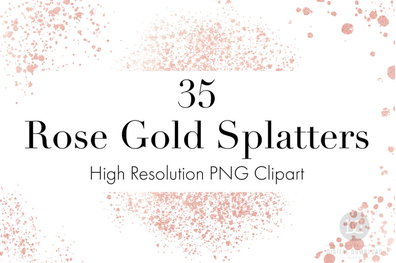 rose-gold-splatters-clipart-rose-gold-glitter-rose-gold-overlays