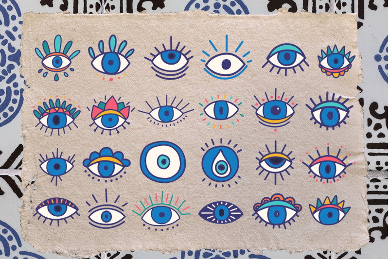 magic-eyes-graphic-collection