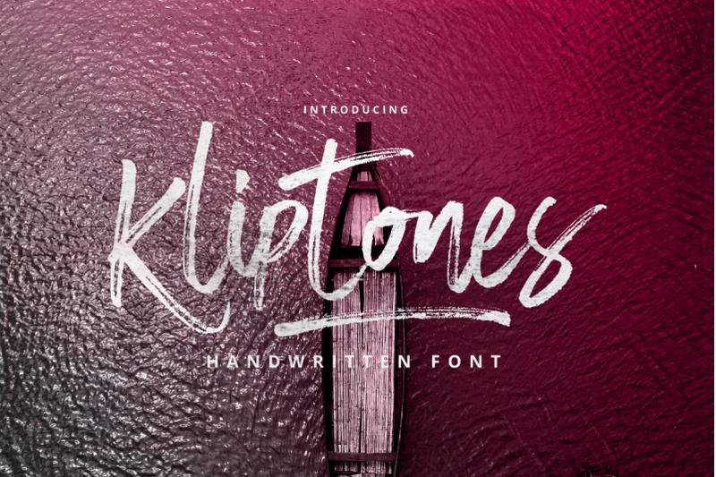 kliptones-brush
