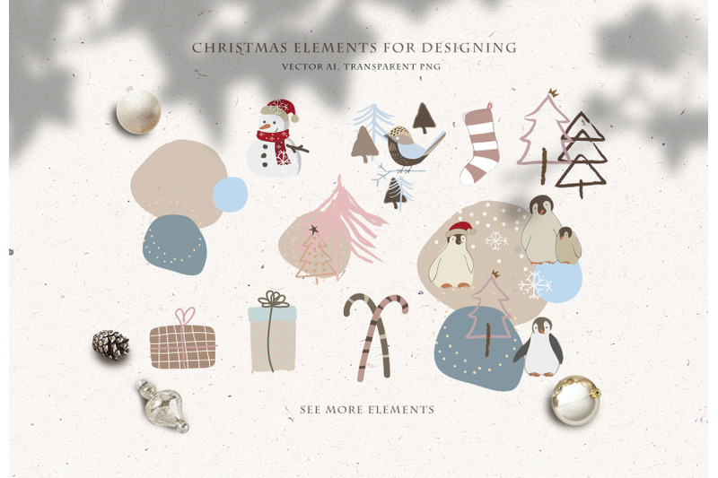 christmas-set-merry-and-bright
