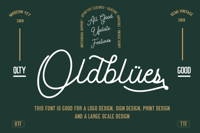 oldblues-monoline-script-vintage-font