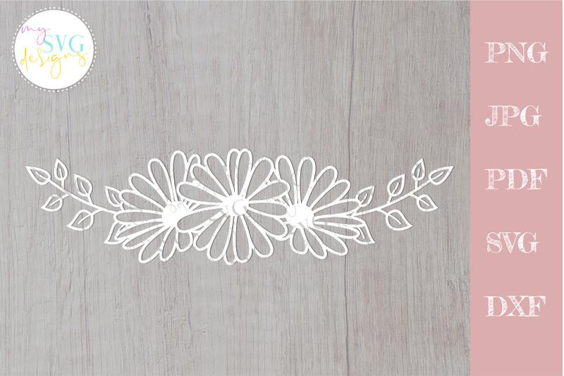 daisy-svg-daisy-border-svg-flower-svg
